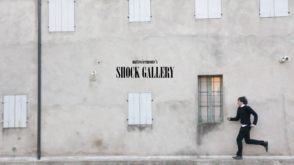 SHOCK GALLERY, montaggio video completato!